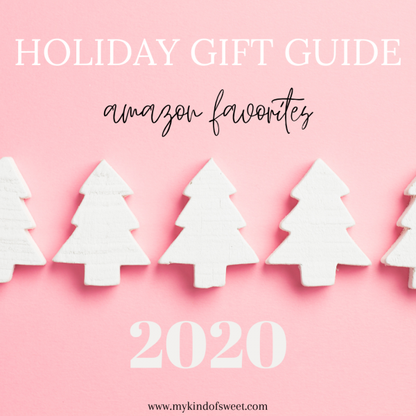 Holiday Gift Guide | Amazon Favorites