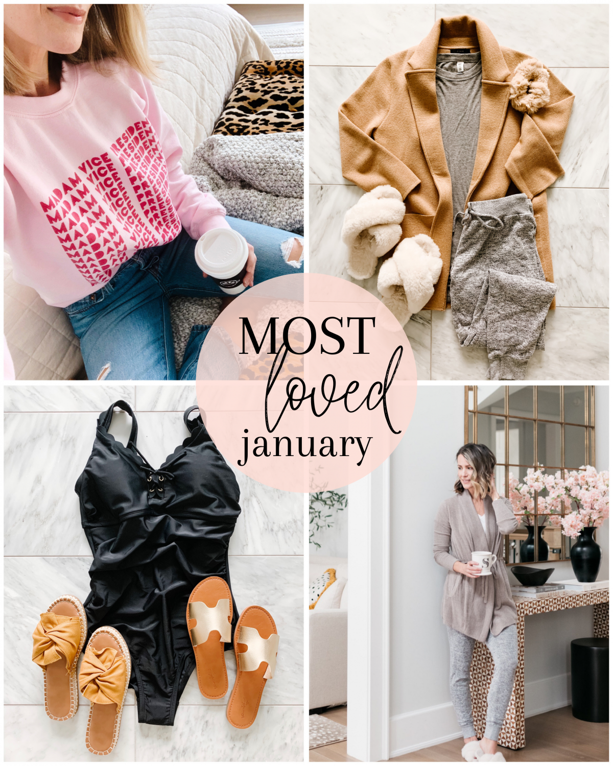 Most Loved | January