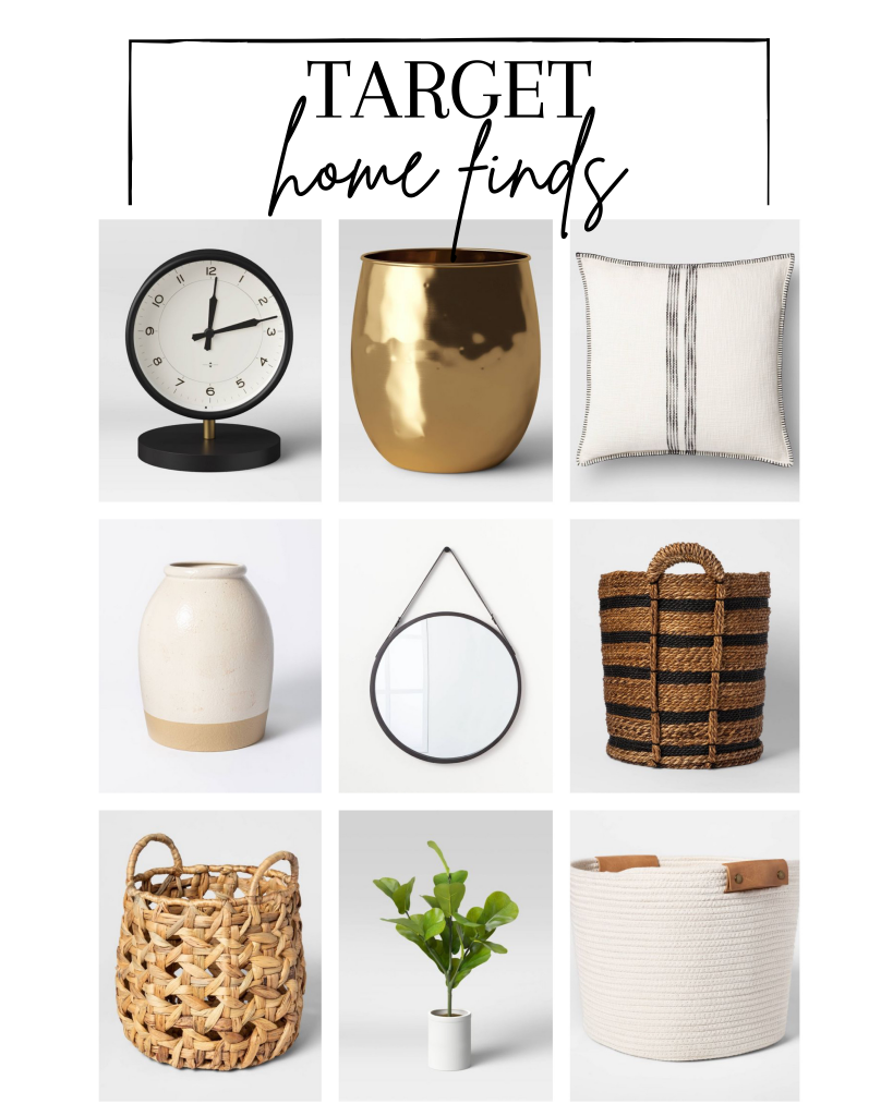 Friday Five--home finds