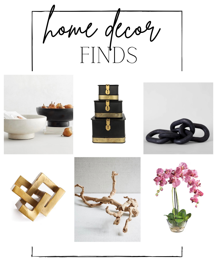 A few new home finds, home decor
