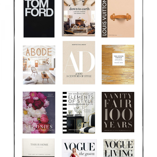 Coffee Table Book Round Up
