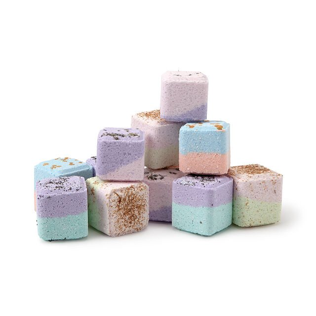 Mother's Day Gift Guide, shower steamers
