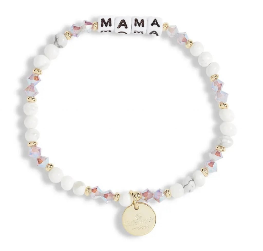 Mother's Day Gift Guide, mama bracelet