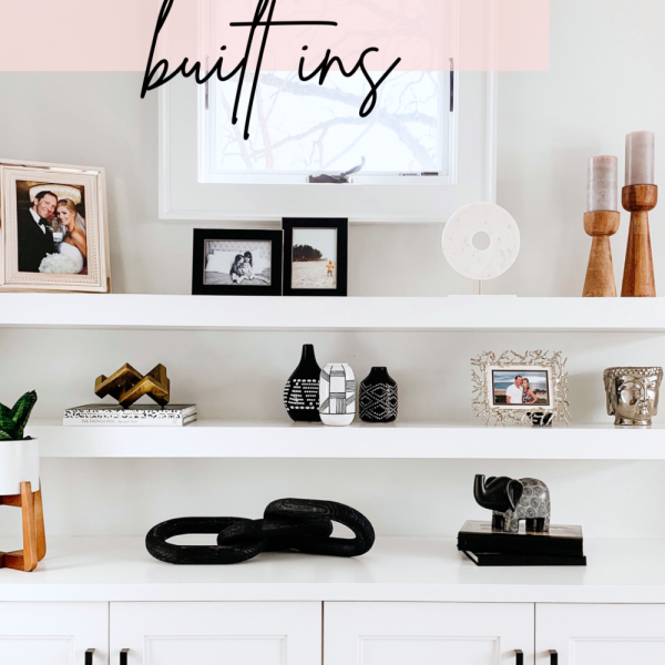 How To Style Built Ins