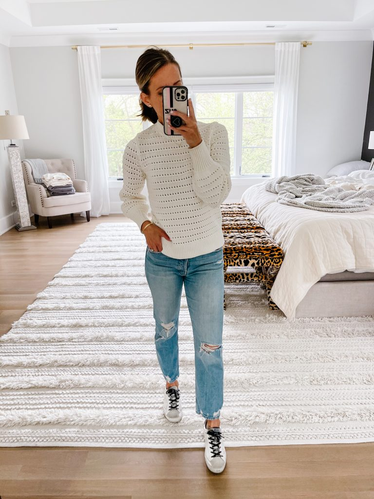 April best sellers, sweater