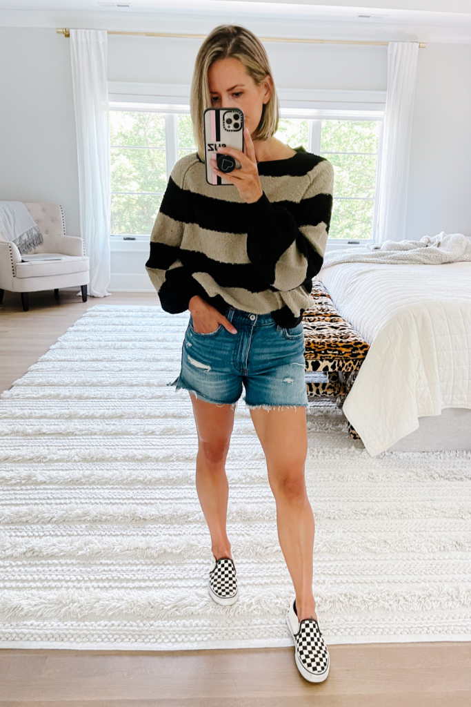 What's new in my closet, Free People sweater