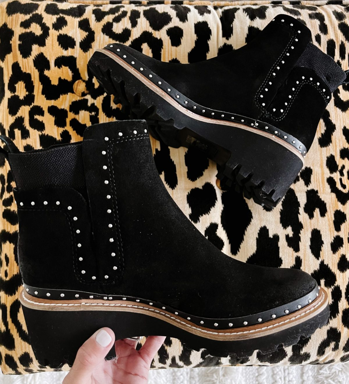 July's Most Loved: Dolce Vita Studded Booties